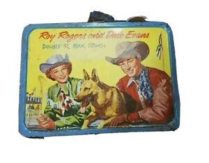 Vintage Roy Rogers Lunchbox