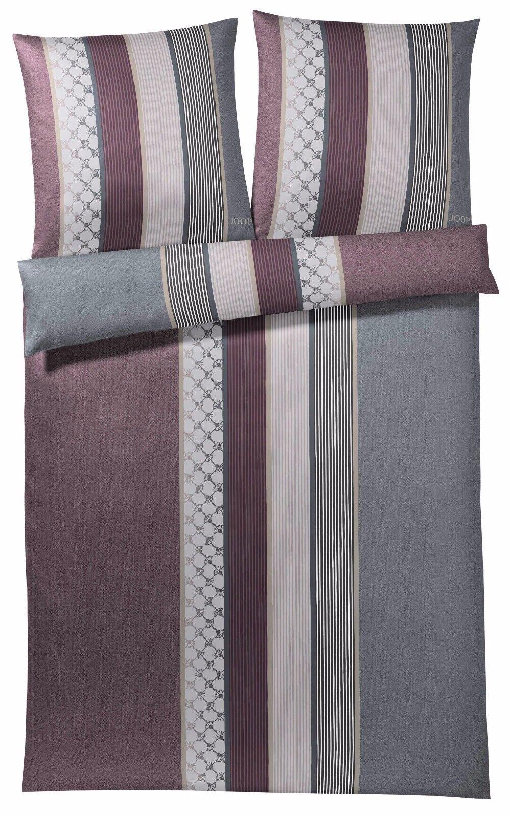 Detalles De Joop Ropa De Cama 135x200 Cm Cornflower Stripes Mako Satén 100 Algodón 4 Colores Ver Título Original