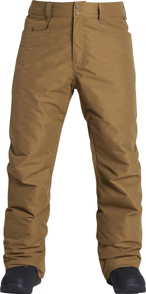 Billabong  Outsider 10k Camel M Snowboard Pants Ski Pants  will make you satisfied