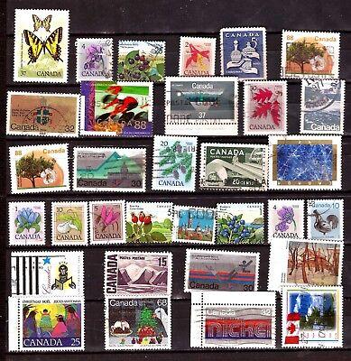 Themen Verschiedene Die Nieren NäHren Und Rheuma Lindern Zwecke übliche Ep425/120 Kanada 58 Briefmarken