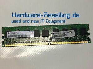 Infineon HYS72T64000HU-3.7 512MB PC2-4200E DDR2 533MHz Memory RAM