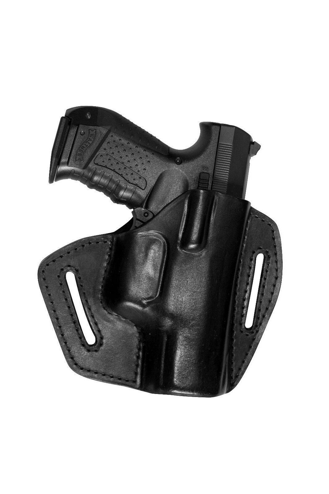 UX ISSC M22 Leder Pistolen Holster Gürtelholster für für für ISSC M22 Lederholster schw.  | Angemessene Lieferung und pünktliche Lieferung  | Geeignet für Farbe  9e663e