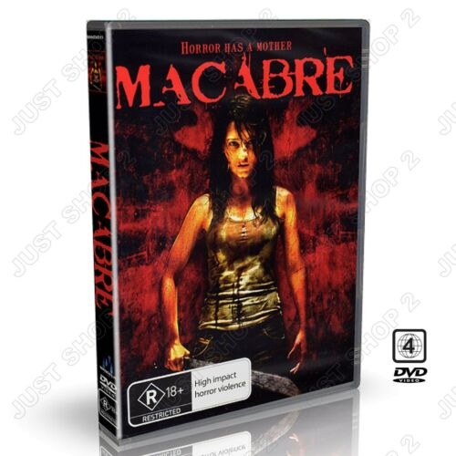 1 of 1 - Macabre : Horror Has A New Mother : New DVD