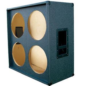 4x12 guitar speaker empty cabinet charcoal black tolex g4x12st cbtlx ebay. Black Bedroom Furniture Sets. Home Design Ideas