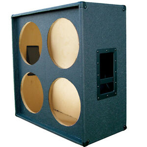 4x12 Guitar Speaker Empty Cabinet charcoal black Tolex G4X12ST ...