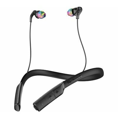 SKULLCANDY Method Wireless Bluetooth Headphones - Black - Currys