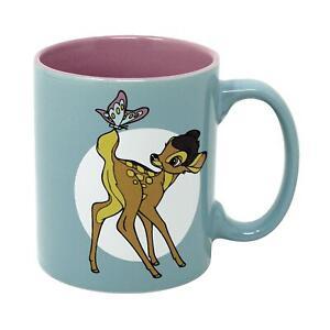 Disney-Tasse-Bambi-Reh-Baby-Tuerkis-Babyblau-Kaffeetasse-Kaffeebecher-Becher