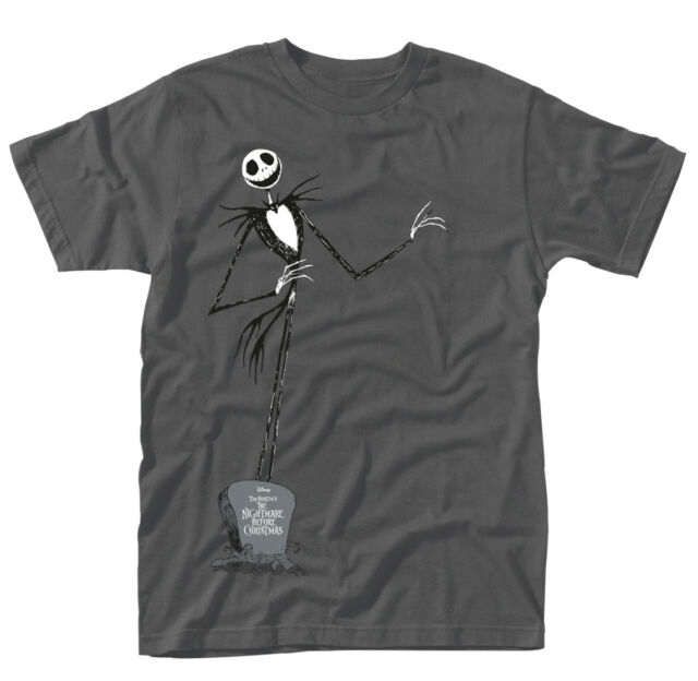 The Nightmare Before Christmas 'Pose' T-Shirt - NEW & OFFICIAL!