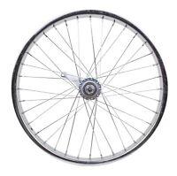 20 Coaster Brake Steel Chrome Bmx Youth Bike Rear Wheel