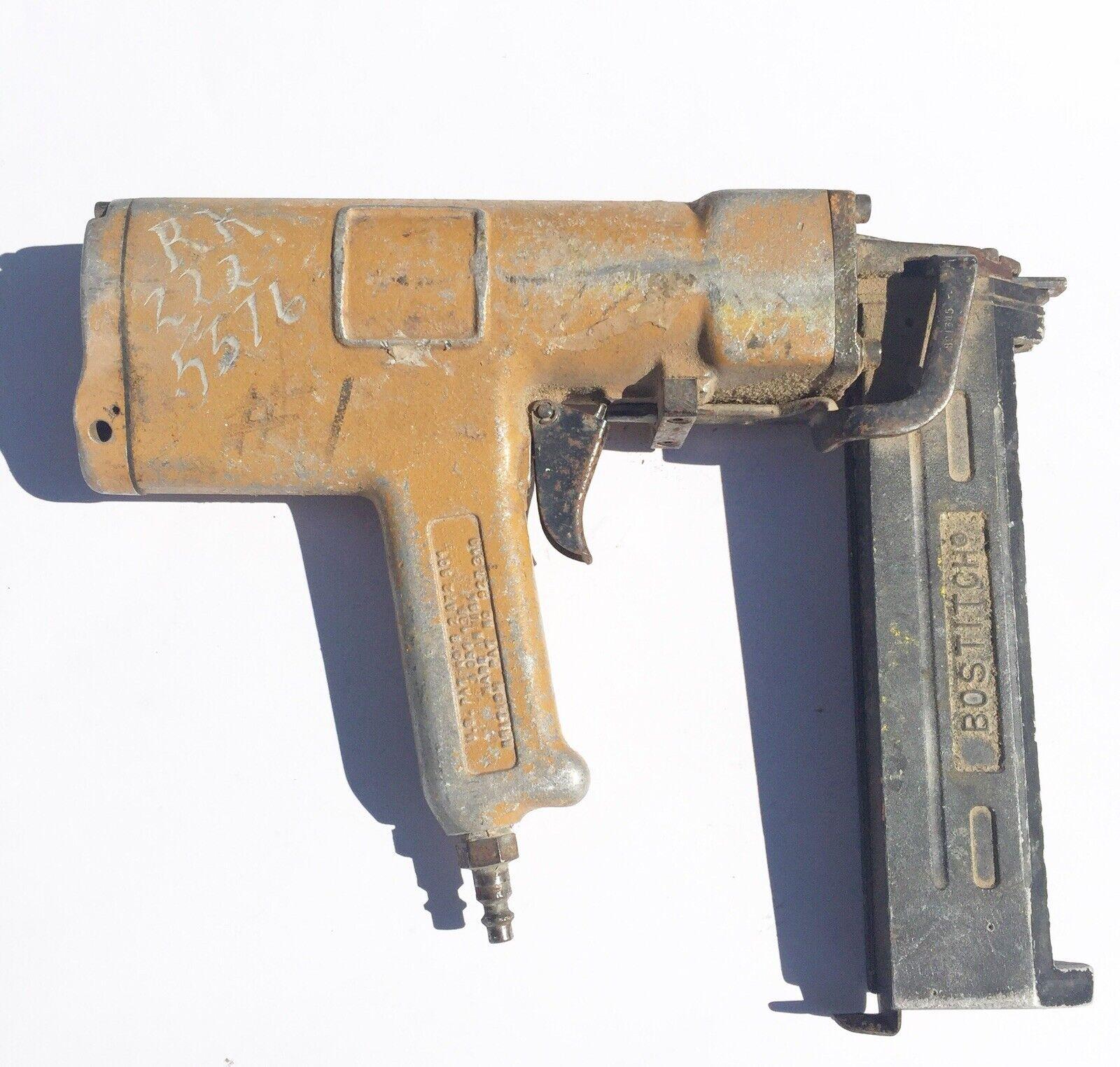 Bostitch MIII pneumatic nail gun BC907A MIII812CNCT Concrete