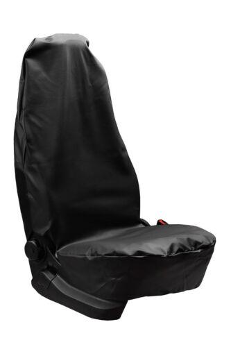 Piel sintética werkstattschoner protector asientos fundas para asientos adecuado para nissan