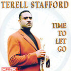 Time to Let Go by Terell Stafford (CD, May-2007, Candid Records)