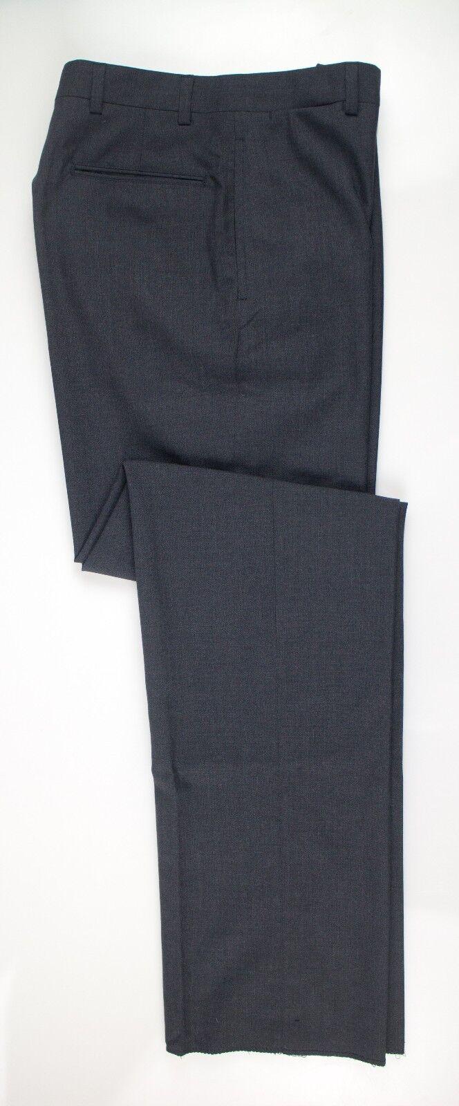 Nwt Brooks Brothers Kohlegrau 100% Wolle Kleid Hosen Glatt Glatt Glatt Vorne | Ausreichende Versorgung  | Outlet Online  | Zart  | Angenehmes Aussehen  | 2019  8c983f