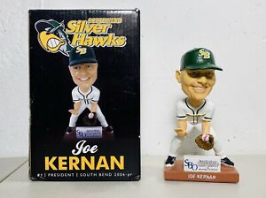 Joe-Kernan-South-Bend-Silver-Hawks-SGA-Baseball-08-06-11-Bobblehead-MiLB-in-Box