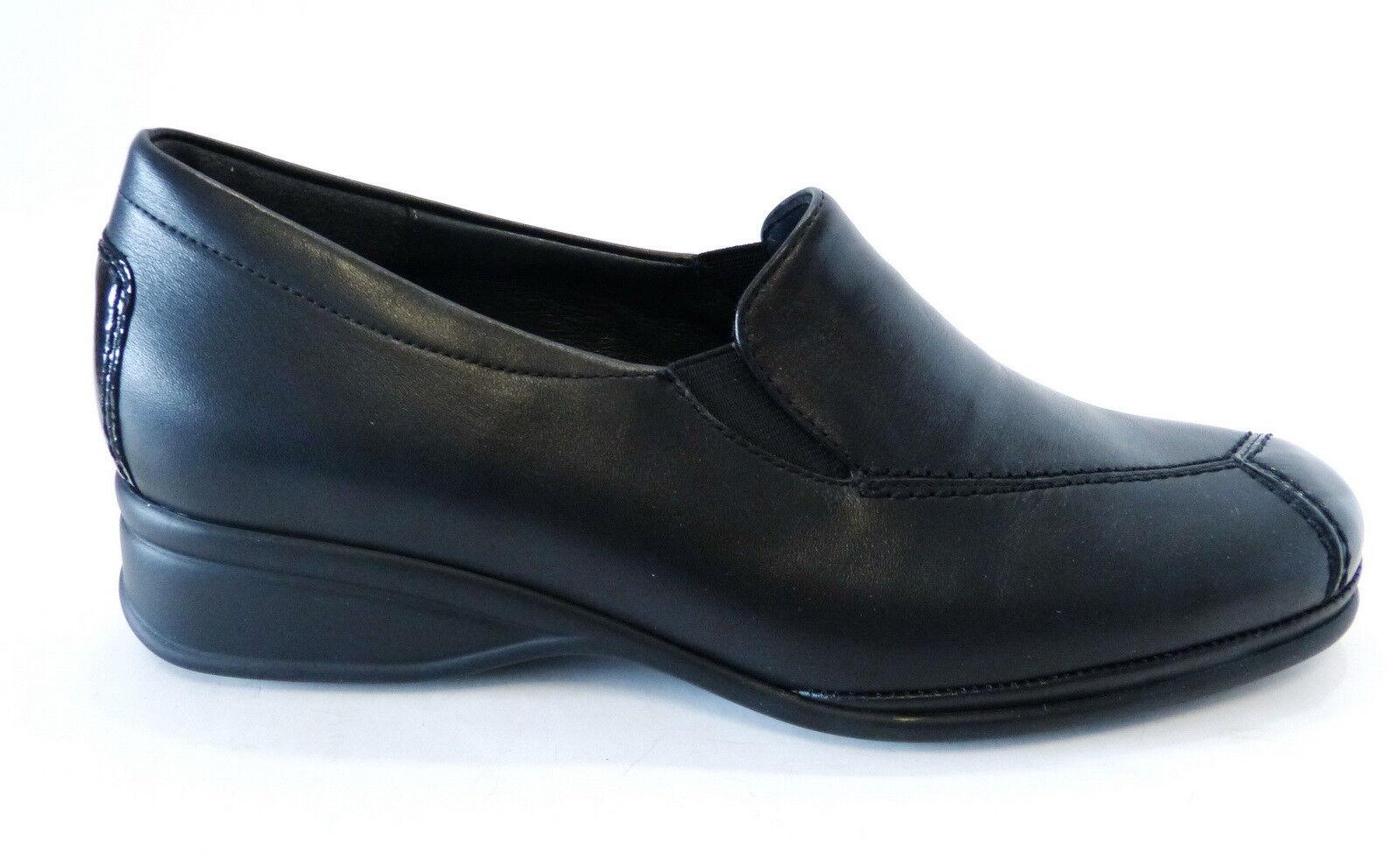 Semler pantoufles Chaussure ria r1635118 001 001 001 Noir Cuir Largeur H en vrac de dépôt f6df9d