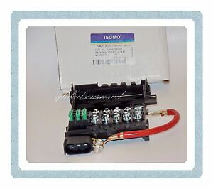 high voltage power fuse box / power distribution center ... 01 bonneville fuse box #11