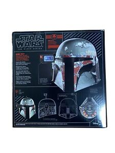 Star Wars Black Series Boba Fett électronique Casque 40th Anniversary Edition