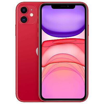 APPLE iPhone 11 64Go (PRODUCT)RED Reconditionné Excellent état