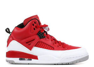 sale retailer 49618 0e65c Image is loading Air-Jordan-Spizike-Gym-Red-White-Grey-315371-