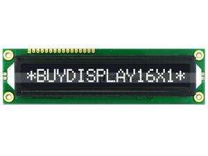 5V-Negative-Black-16x1-Big-Character-LCD-Module-Display-w-Tutorial-Bezel-HD44780