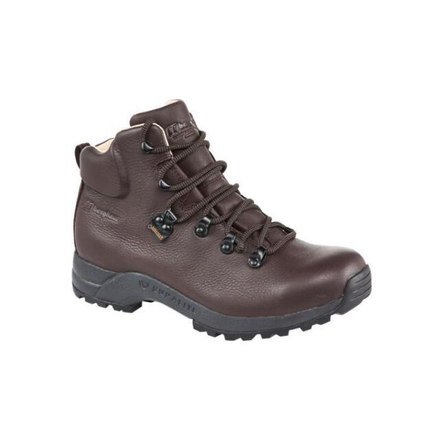 7ac141704d2 Brasher Berghaus Supalite II GTX Women's Walking Boots 21607/CP1 Chocolate  NEW