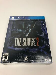 Brand-New-amp-Sealed-The-Surge-2-Limited-Edition-for-PlayStation-4-PS4