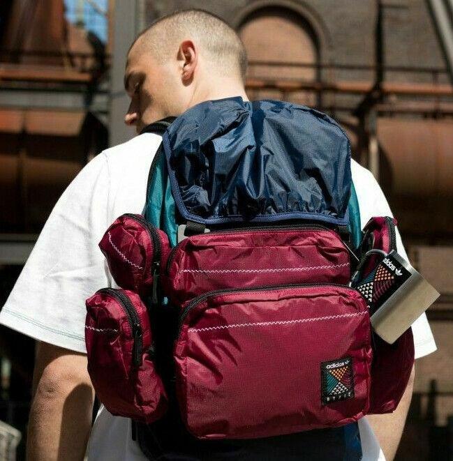 CE2372 ADIDAS Originals ATRIC Backpack LARGE Bag GENUINE Womens Men's RRP 119.95