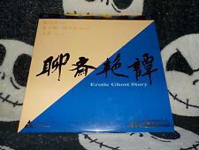 Erotic Ghost Story Laserdisc LD Hong Kong Free Ship $30 Order