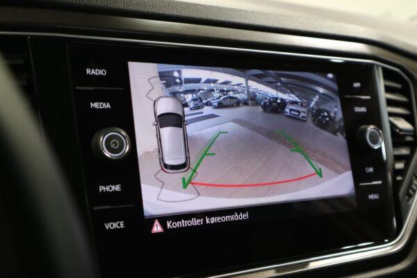 VW T-Roc 1,5 TSi 150 Style billede 7