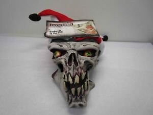 3d778a91135 Image is loading Zagone-Die-Laughing-Mask-Evil-Skull-Clown-Jester-