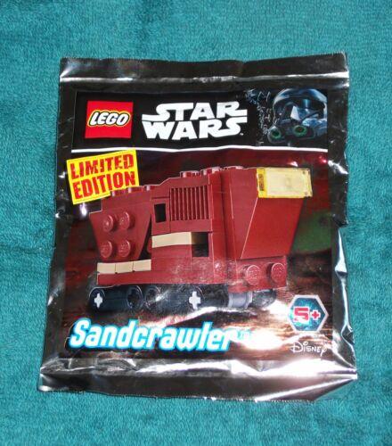 Mini Sandcrawler Polybag Set 911725 BNSIP LEGO STAR WARS