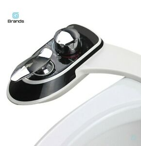 Self Clean Dual Wash nozzle w// Women wash Luxury Hot and Cold Bidet