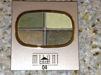 Milani 04 Earthly Delights Quad Eye Shadow Long Wear - A $16.00 Value
