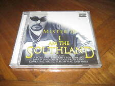 Chicano Rap CD MISTER D - I am the Southland - Snoop Dogg Frank V Cold 187um