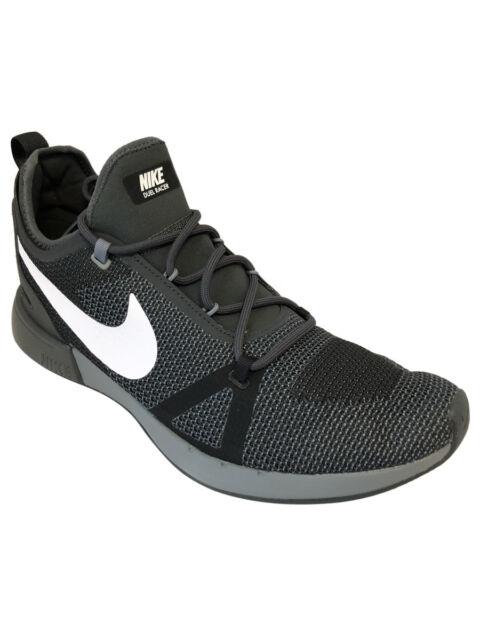 online retailer 7ca56 1aeaf Nike Duel Racer Duellist Black White Anthracite Men Running Shoes  918228-007 11.5  eBay