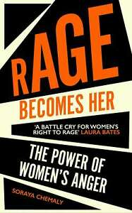 Rage-Becomes-Her-Chemaly-Soraya-New-condition-Book
