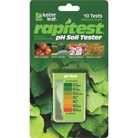RAPITEST SOIL PH TESTER KIT 10-T 1612 Garden