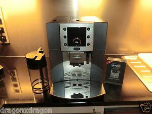 DeLonghi-ESAM-5500M-Perfecta-Cappucino-Kaffeevollautomat-defekt-fuer-Bastler