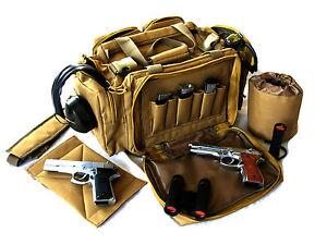 Range Bag Khaki Tan 20 Quot Nato Tactical 174 Gun Pistol Shoot