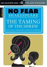 The Taming of the Shrew (No Fear Shakespeare) by SparkNotes, (Paperback), SparkN