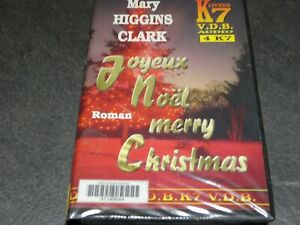 Joyeux Noel Audio.Details Sur Livre Audio K7 Joyeux Noel Merry Christmas Mary Higgins Clark