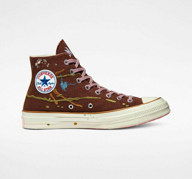 Size 9 - Converse Chuck 70 High x Bandulu Paint Splatter ...