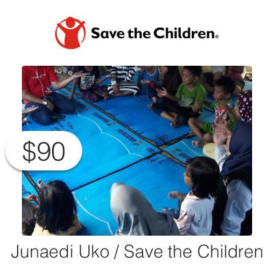 $90 Charitable Donation For: A Teacher's Kit