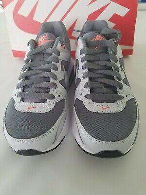 Nike Air Max Command Flex (GS) GreyPlatinum Girl's Sneakers 3.5Y NWB 886912542889 | eBay