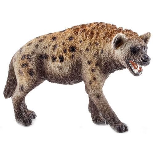 Schleich Vie sauvage Hyène Attack jeu avec figurines et accessoires 42504