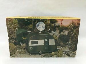 roller-CARAVAN-MILITARY-73058-serie-zoom-Barlux-1-25-roulotte-1970s-NEW-NUOVA