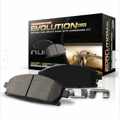Z17 Evolution Plus Brake Pads Power Stop Rear 17-1547