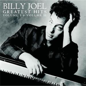 Billy-Joel-Greatest-Hits-Volume-I-amp-Volume-II-Remastered-2-CD-NEW-unsealed