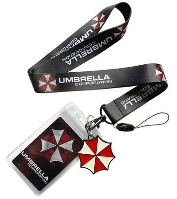 Buono Resident Evil Id Supporto Portachiavi Con Ciondolo Essere Distribuiti In Tutto Il Mondo