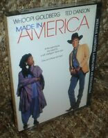 Made In America Dvd, And Sealed, With Oscar Winner Whoopi Goldberg